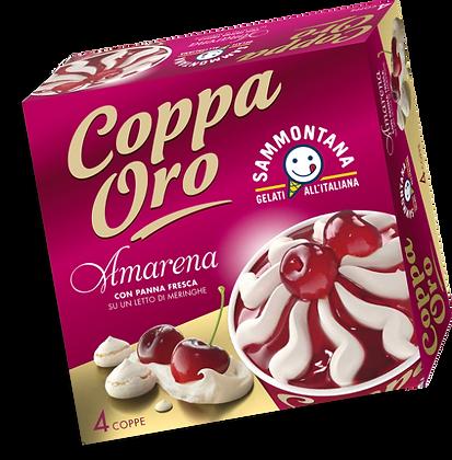 Coppa Oro | Amarena x4