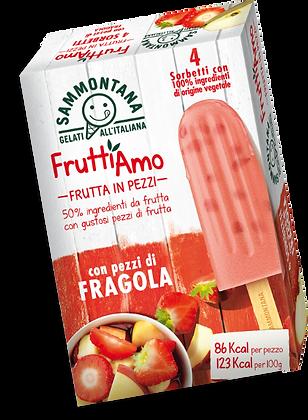 FruttiAmo | Fragola x4
