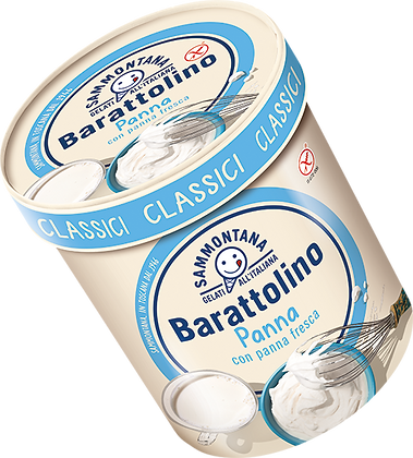 Barattolino | Panna - 800mL/500g