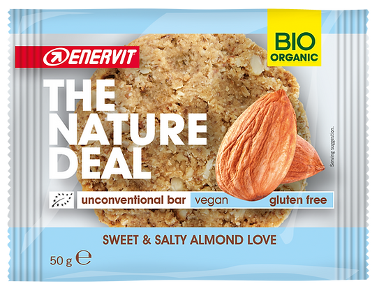 THE NATURE DEAL | SWEET & SALTY ALMOND LOVE