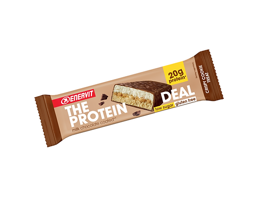 THE PROTEIN DEAL | CRISPY COOKIE TREAT
