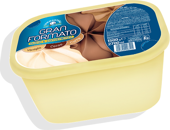 Vaschetta | Cacao/Stracc/Nocc (3L)