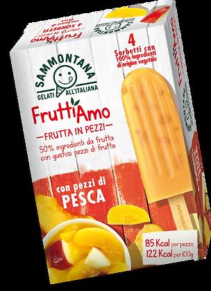 FruttiAmo | Peach x4