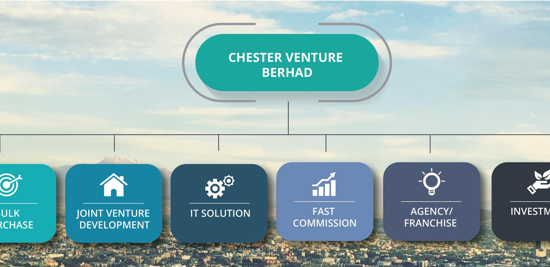 6 divisions of CVB