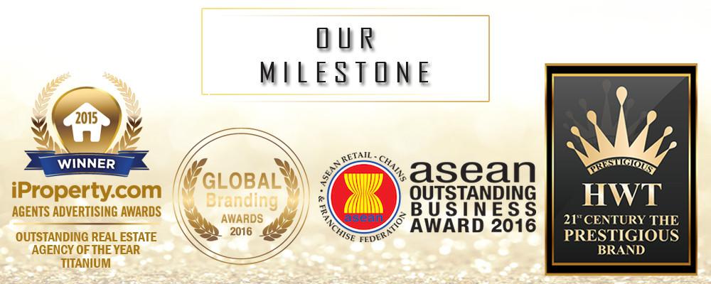 Milestones and Awards