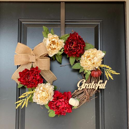 18' Floral Wreaths