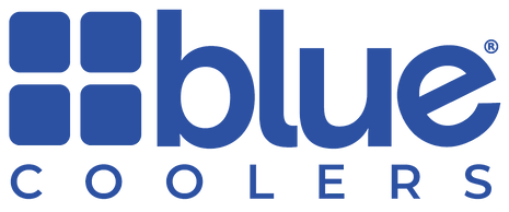 Blue Coolers Logo - Transparent - blue l