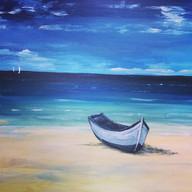 Seaside boat