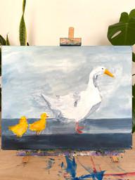 Springy ducks