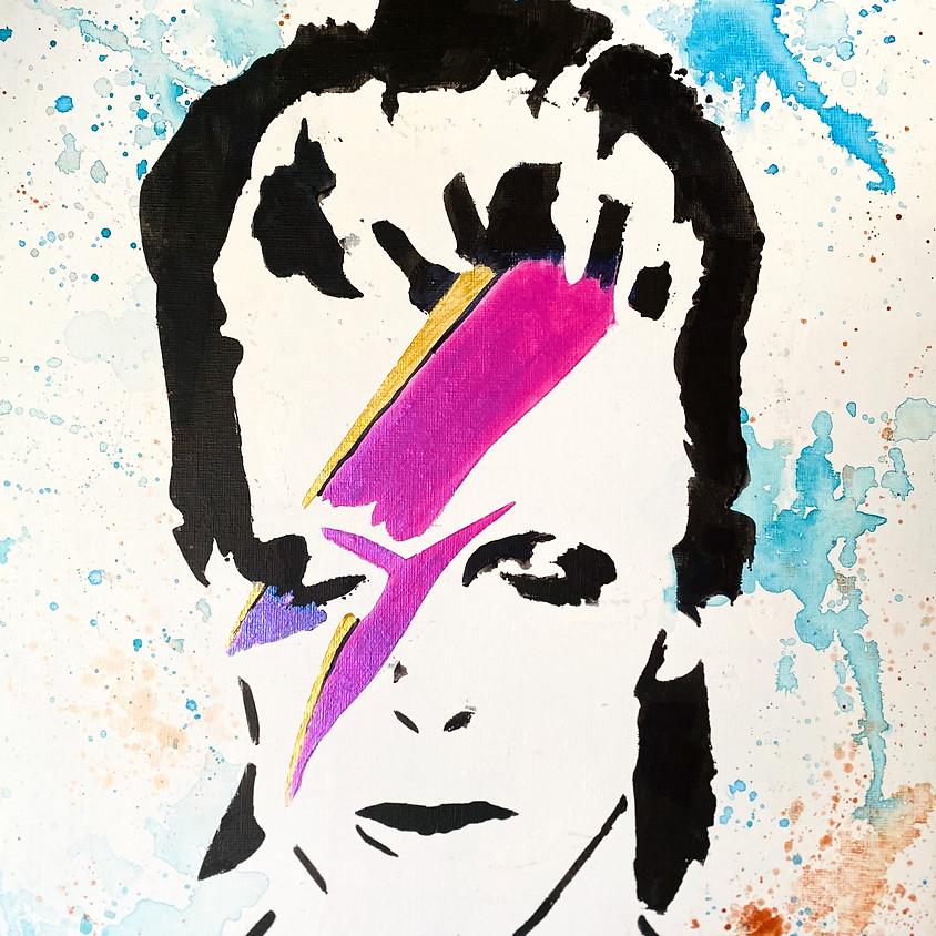 Paint David Bowie - Online