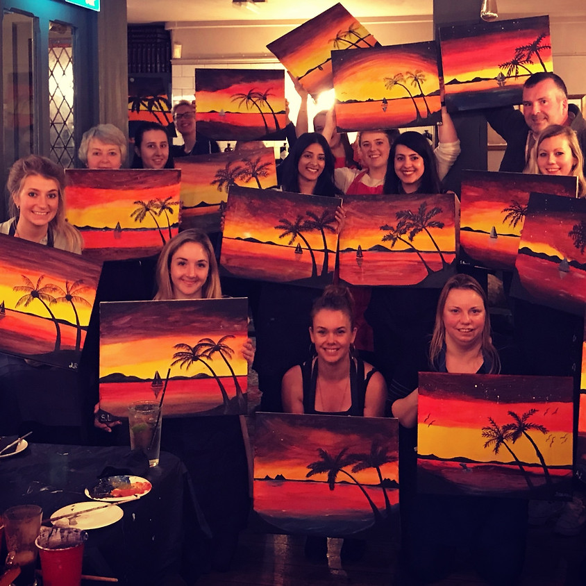 SOLD OUT | The Paint Club in Pevensey