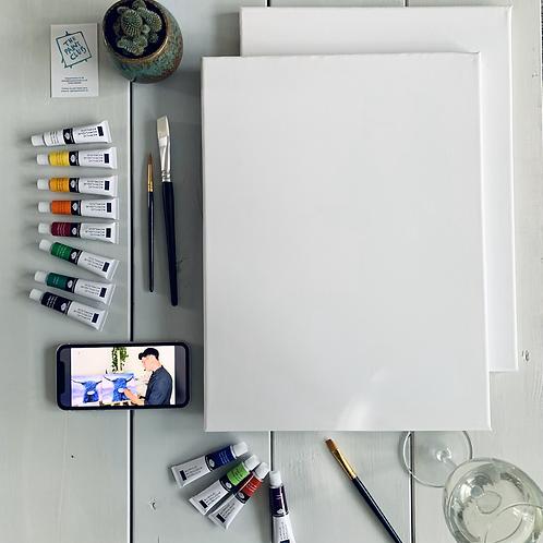 Painter Starter Pack + 1 month Studio subscription