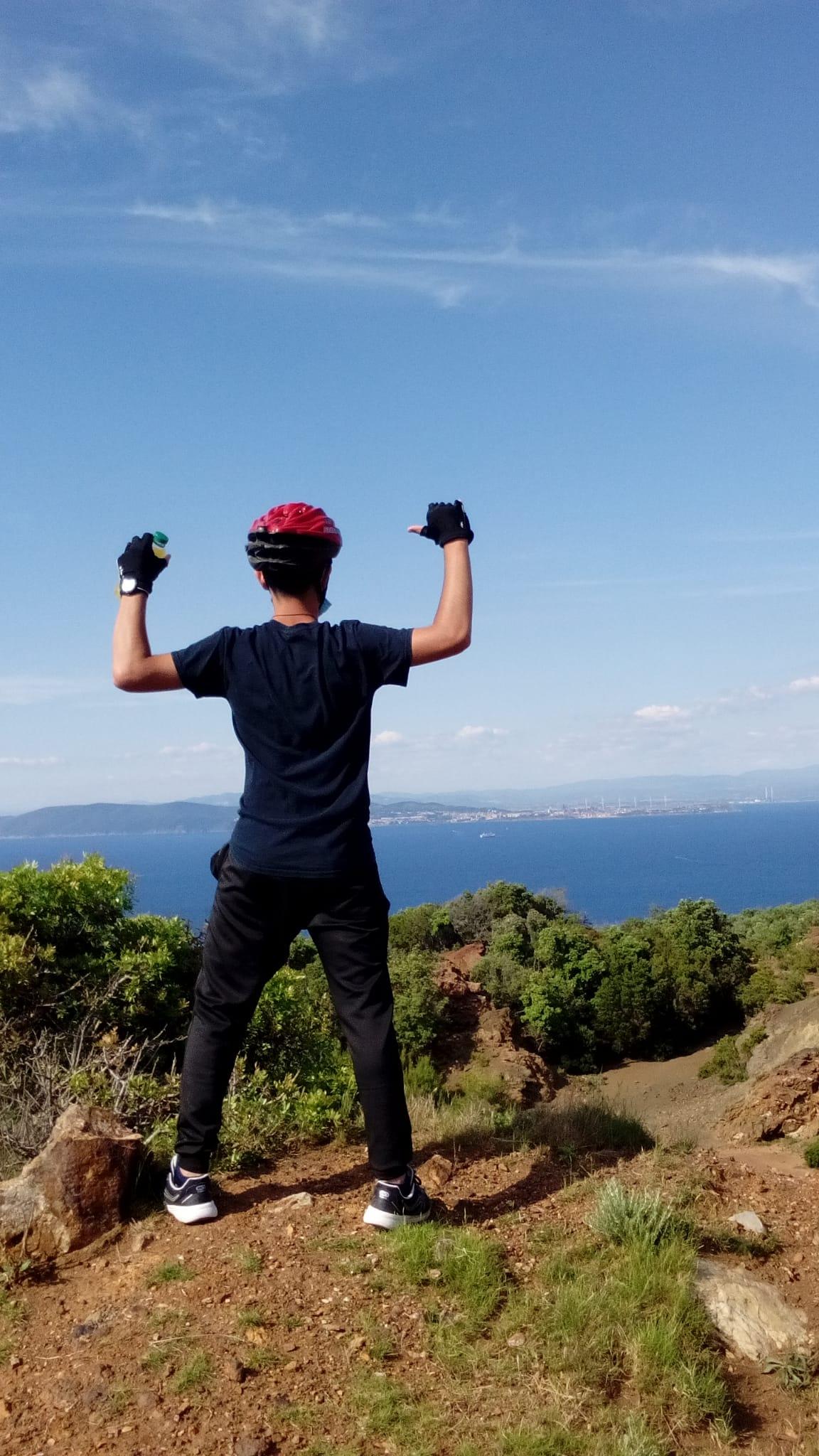 Vincenzo Country E-Bike Rent Isola D'Elba