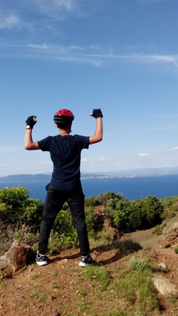 Vincenzo Country E-Bike Rent Isola D'Elba