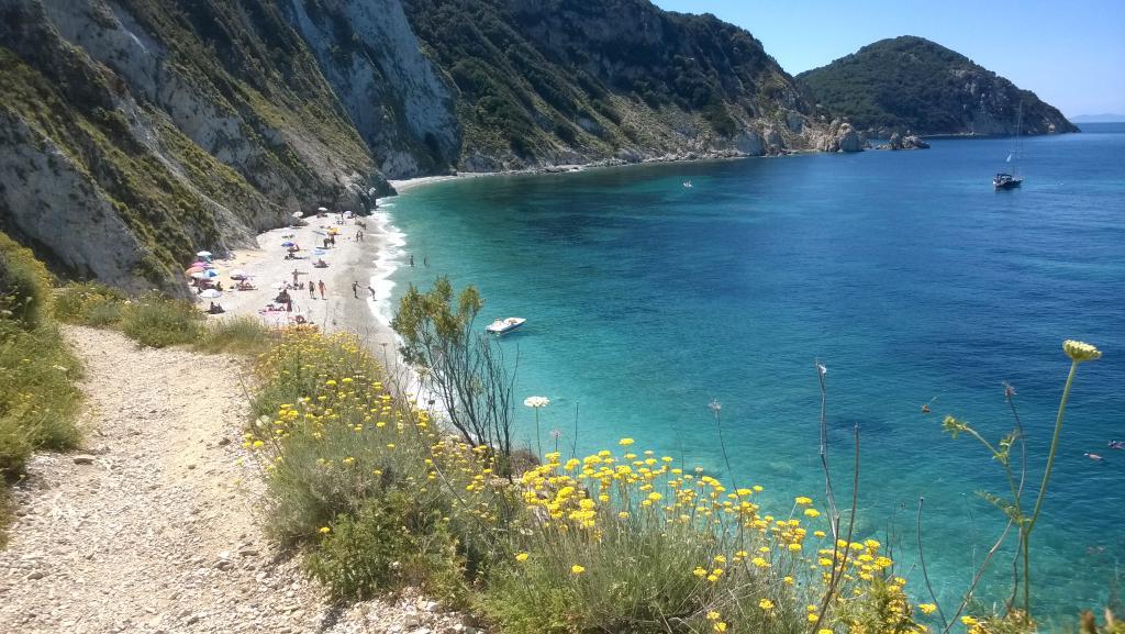 Spiaggia di Sansone Portoferraio