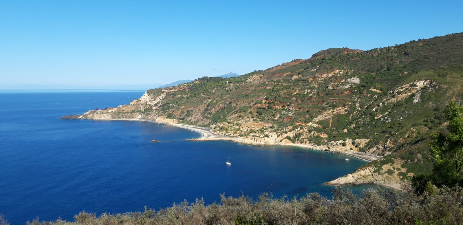 Spiaggia del Remaiolo Costa dei Gabbiani