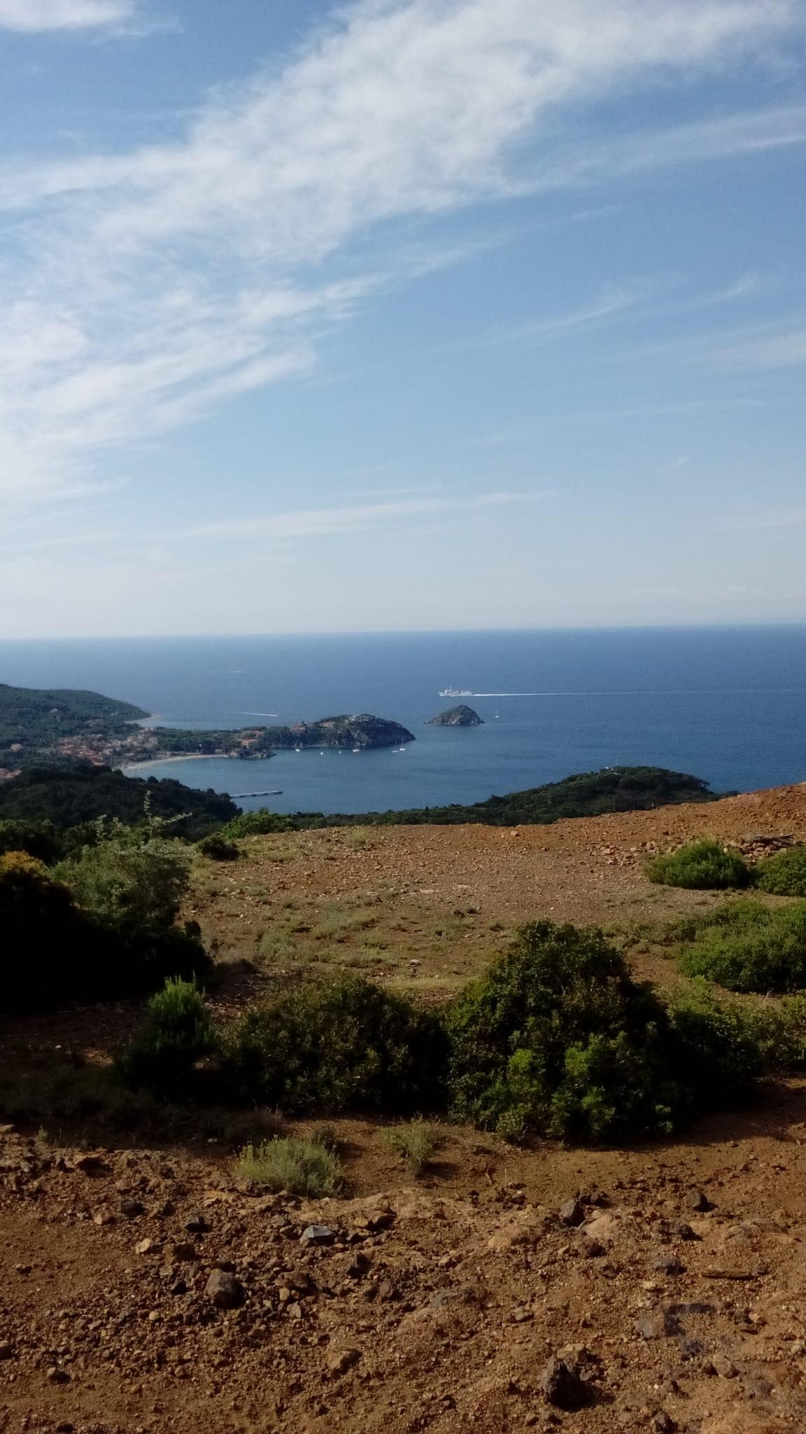 Monte Giove Isola d'Elba