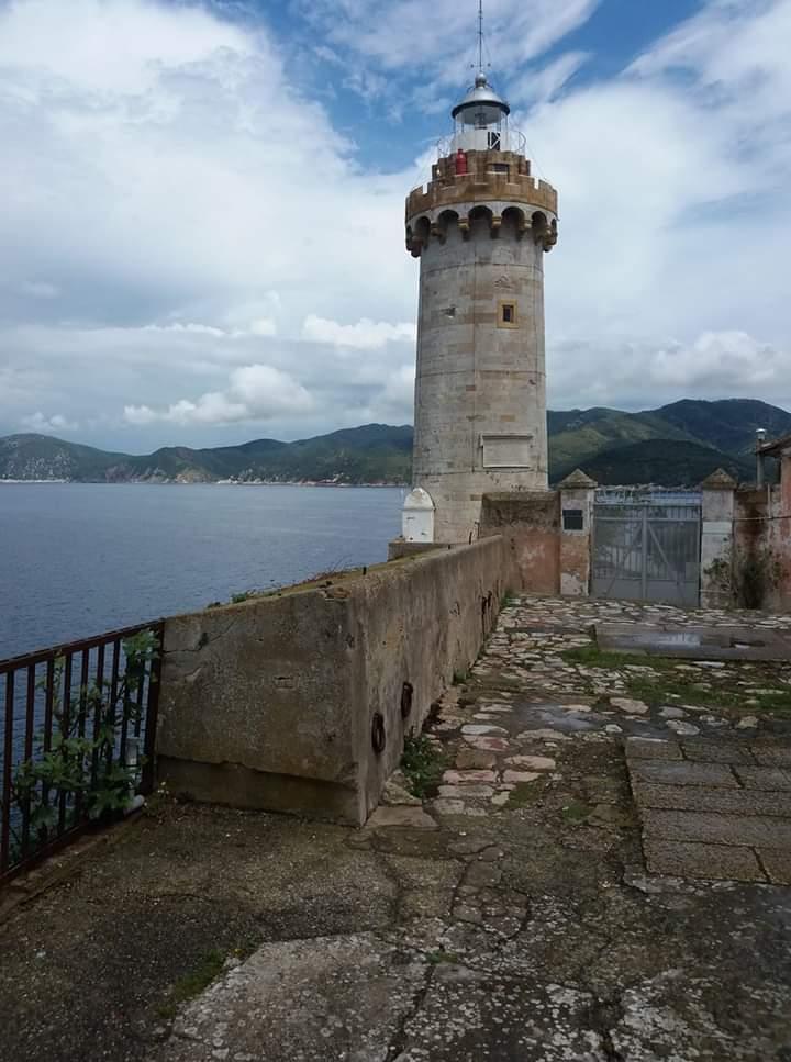 Faro del Forte Stella Portoferraio