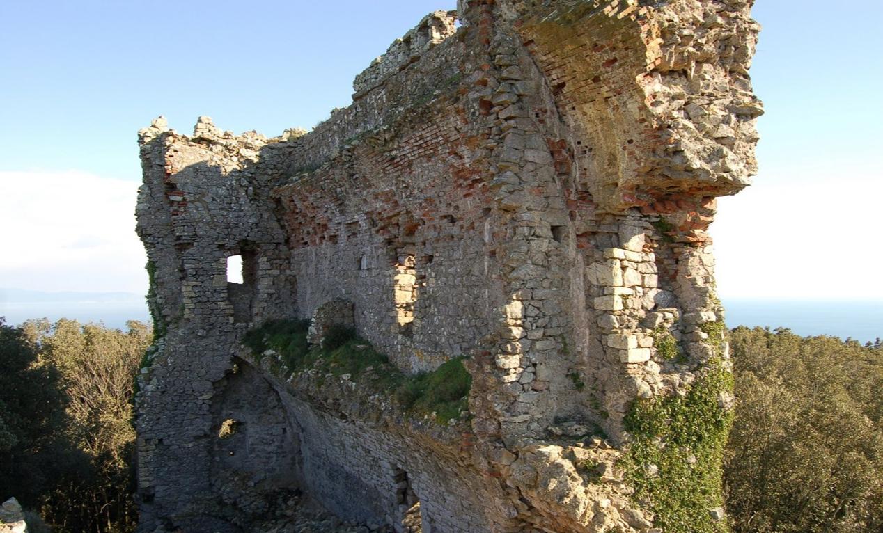 Torre Del GIove Miniera del Giove