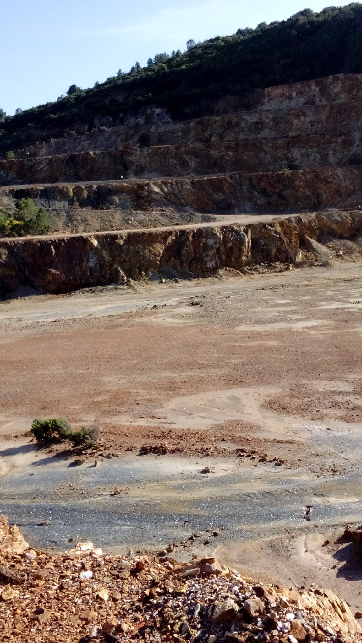 Cava parco Minerario Rio Marina