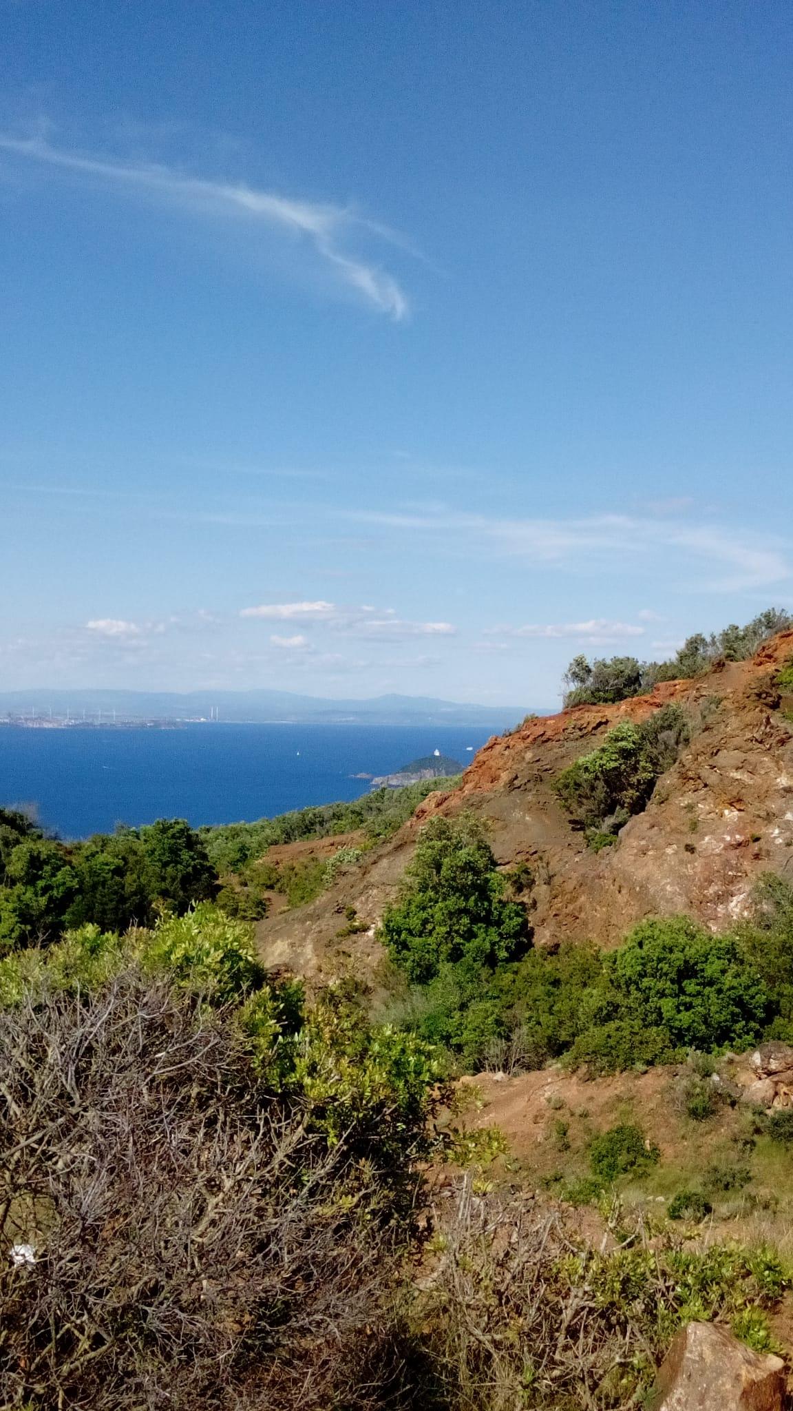 Monte Giove Rio Marina