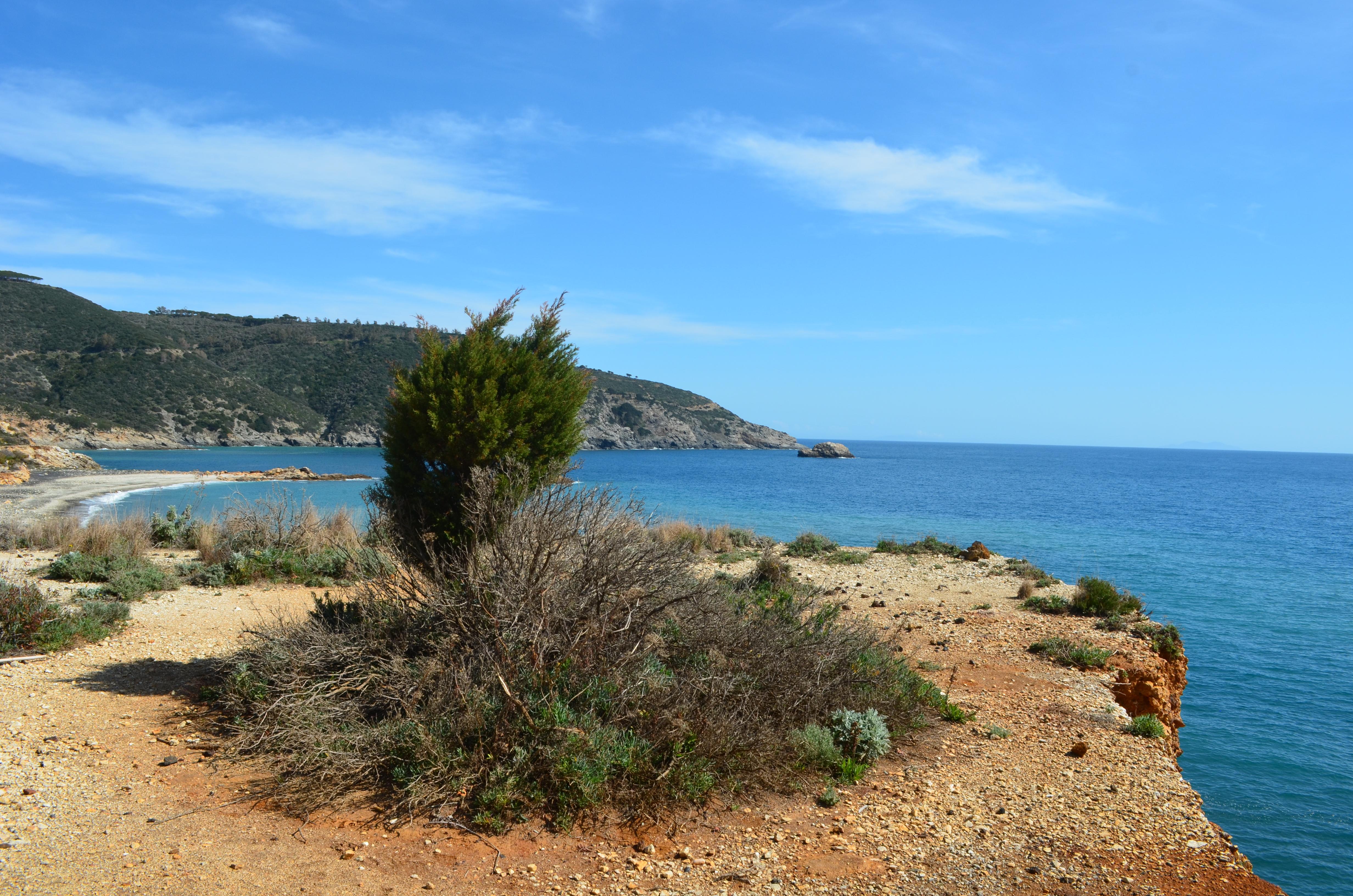 Miniera e Spiaggia del Calamita Isola d'Elba