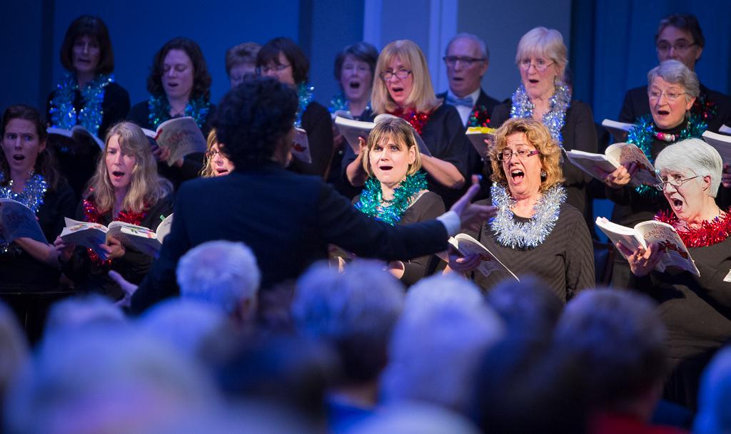 Auchterarder Macmillan Concert 2016