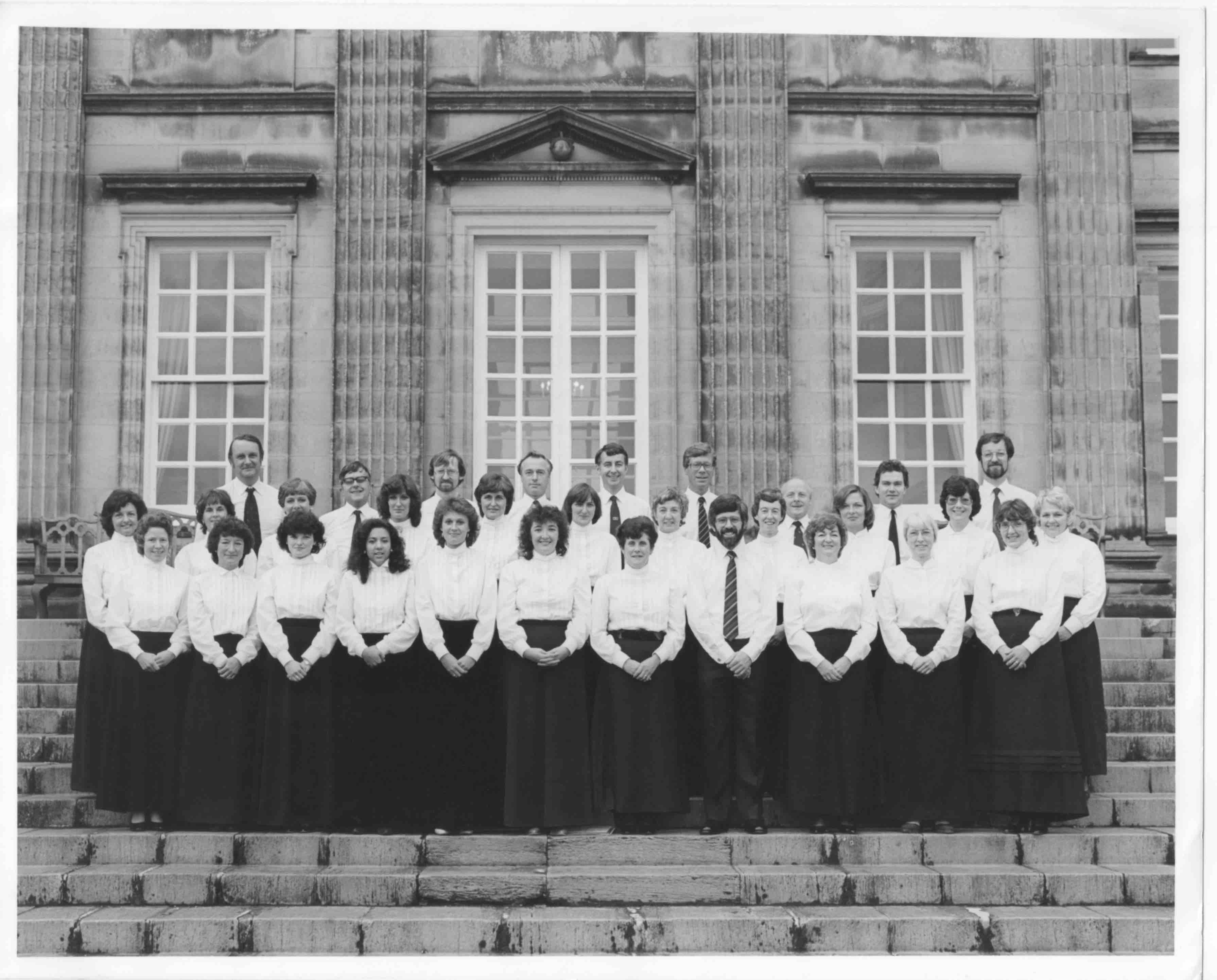3rd place in Scotland_Sainsbury Choir of the Year 1986