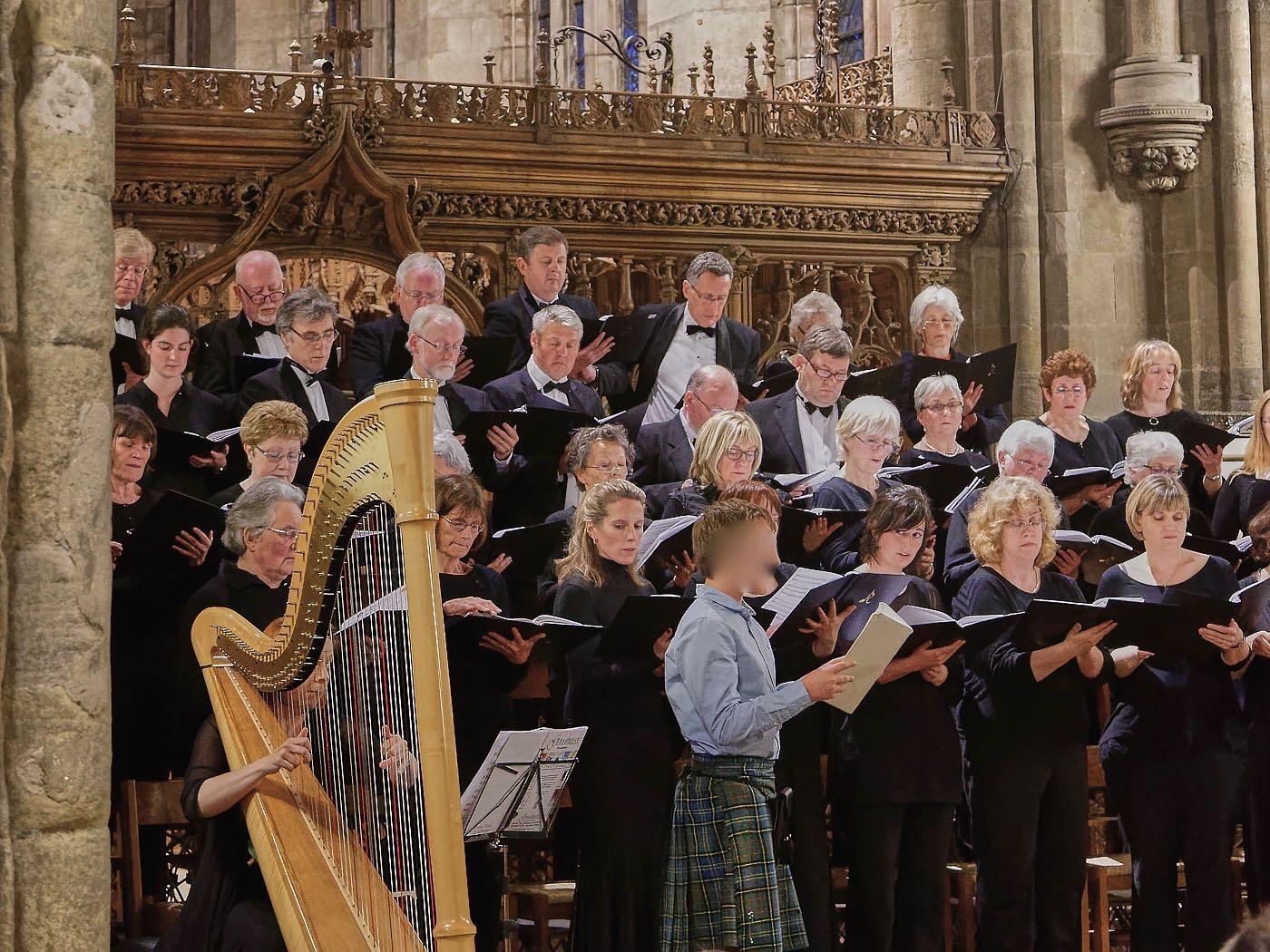 Rosenethe Singers April 2018 (1)