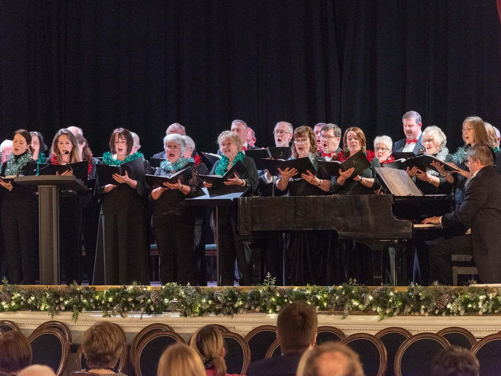 Rosenethe Singers Dec 2019k