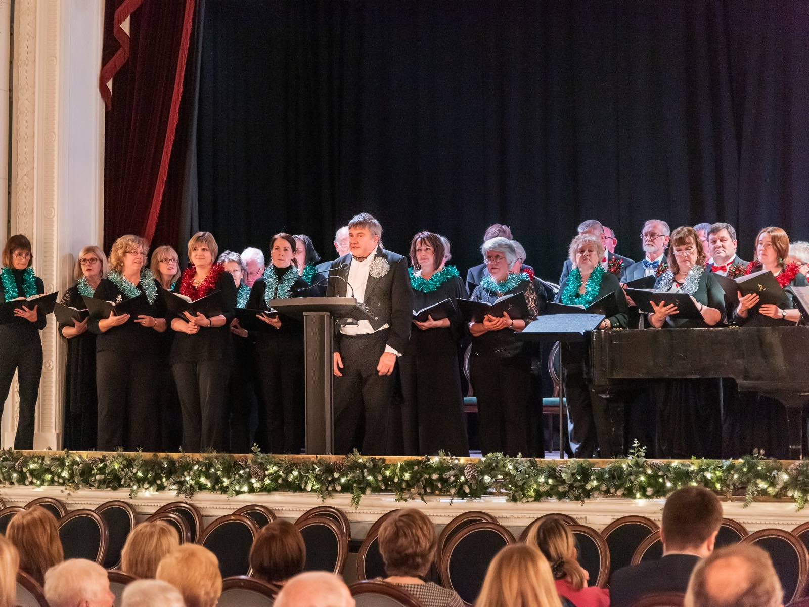 Rosenethe Singers Dec 2019j