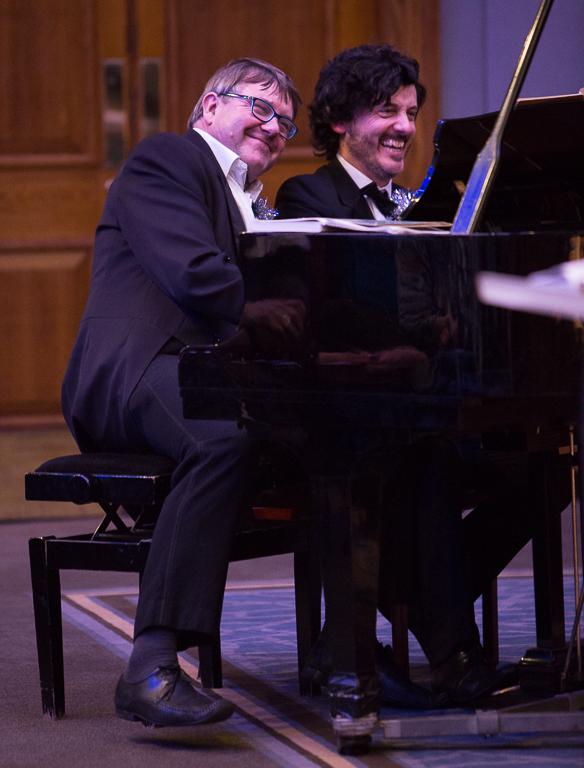 Kevin Duggan & Matthew Beetschen
