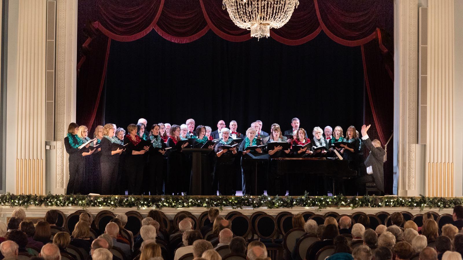 Rosenethe Singers Dec 2019i