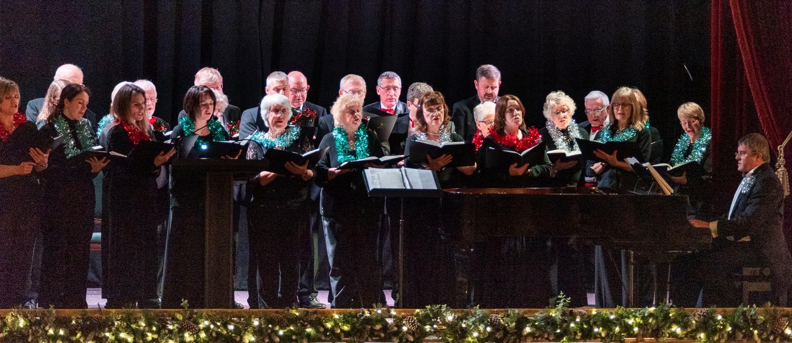 Rosenethe Singers Dec 2019a