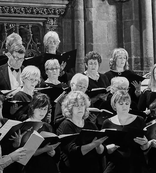 Rosenethe Singers April 2018a