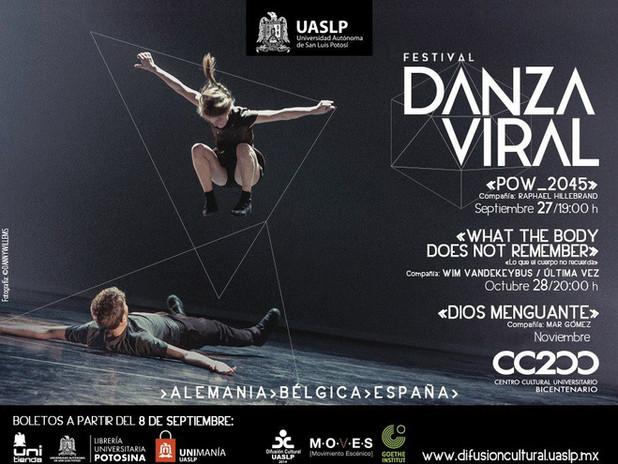 Danza Viral: Ultima Vez / Wim Vandekeybus