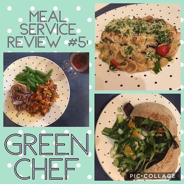 Green Chef Meal Service Review