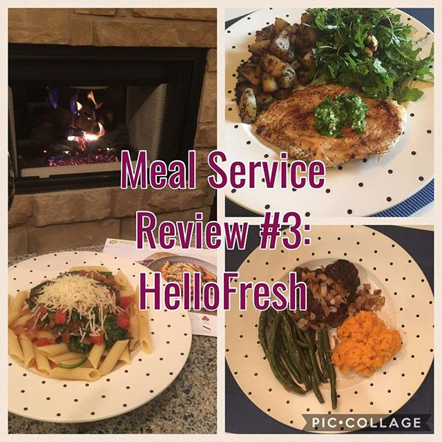 HelloFresh Meal Service Review
