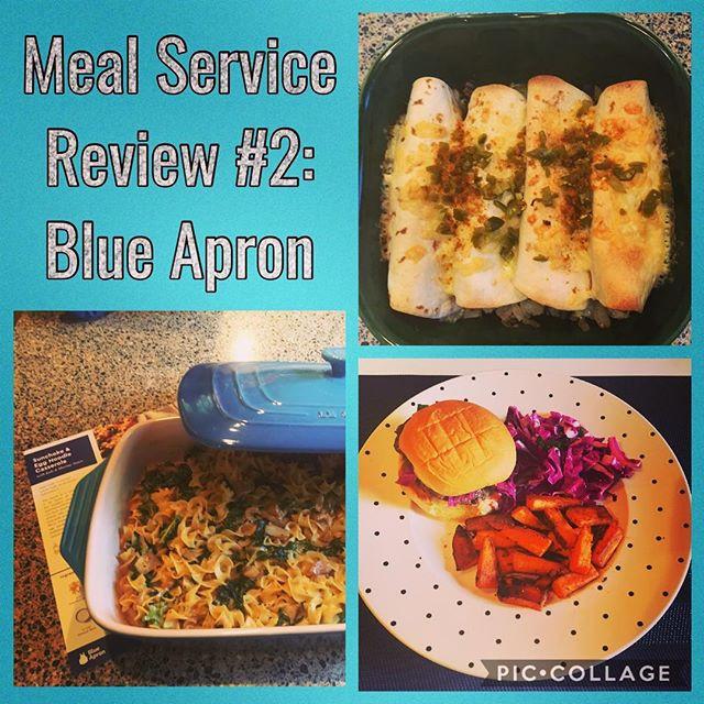 Blue Apron Meal Service Review
