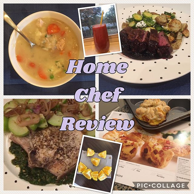Home Chef Meal Service Review