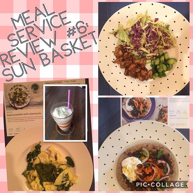 Sun Basket Meal Service Review