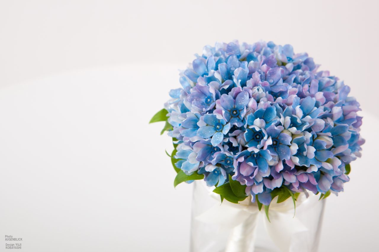 HP Bouquet SOMETHING BLUEのコピー
