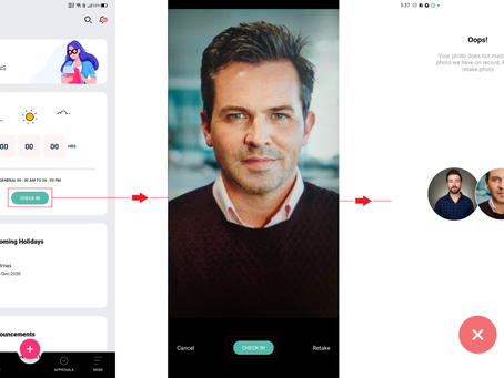 Facial Recognition: New Exciting Feature for Zoho People