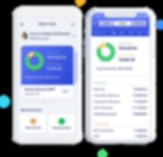 Zoho Payroll Mobile app