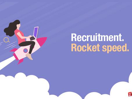 Zoho Recruit- Simplify your hiring needs