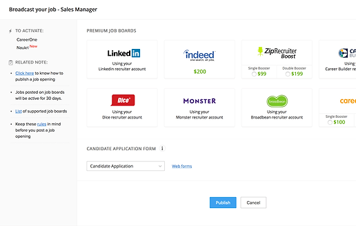 Zoho Recruit Software For Hr Consultancy