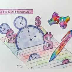 DAY 9  |  Time Is Money
