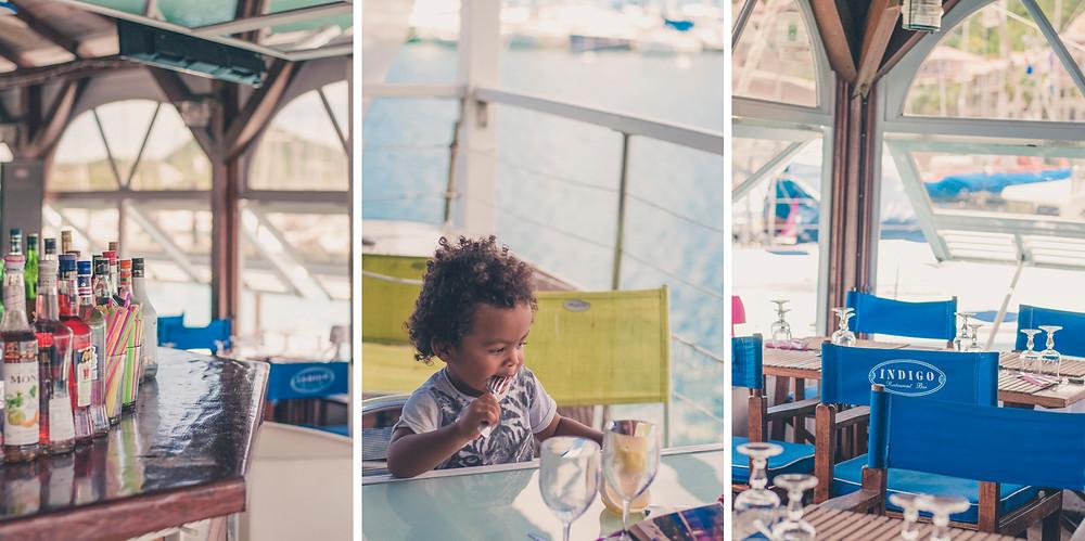 Restaurant Indigo Le Marin Martinique