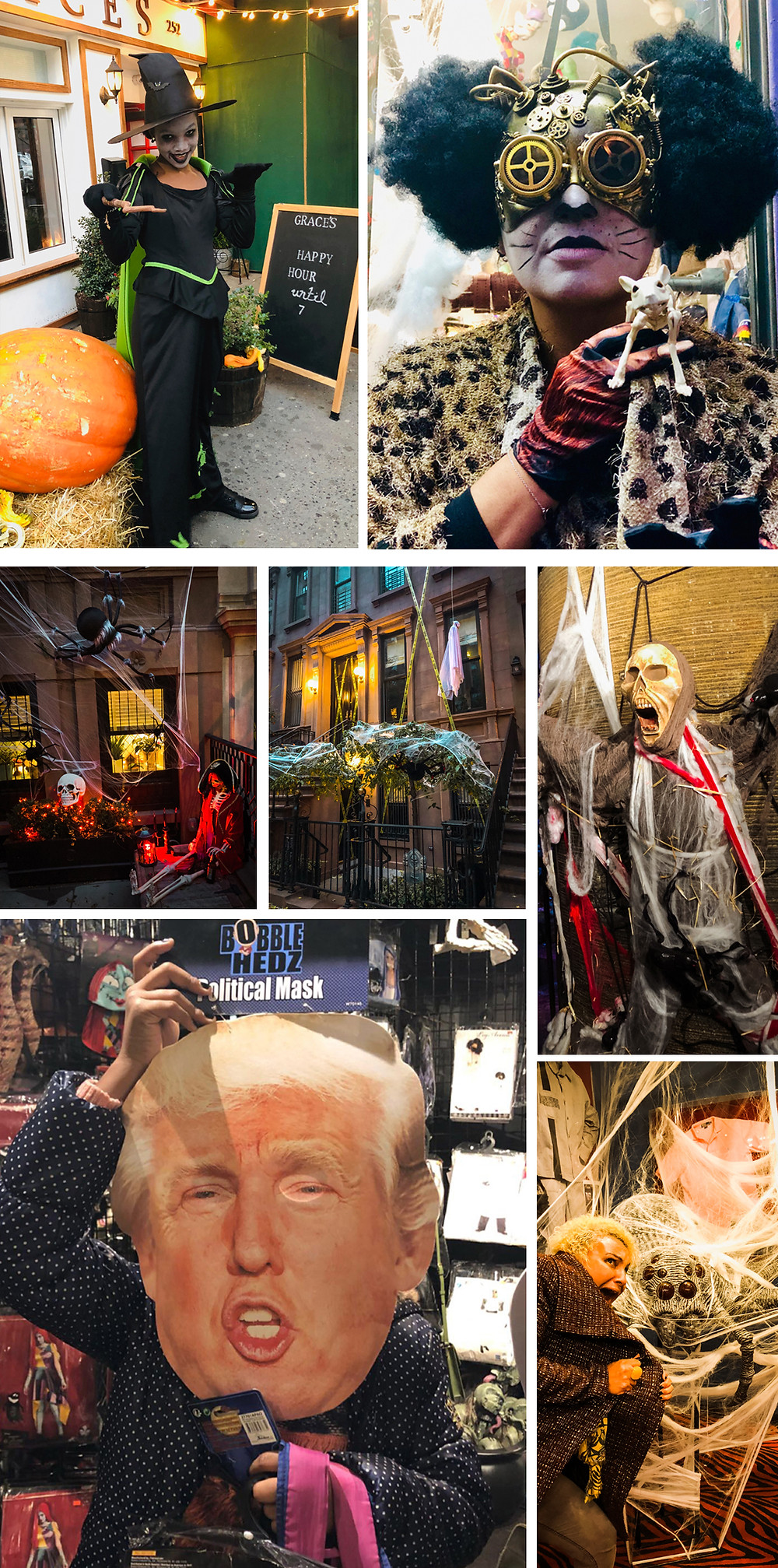 Halloween in NYC