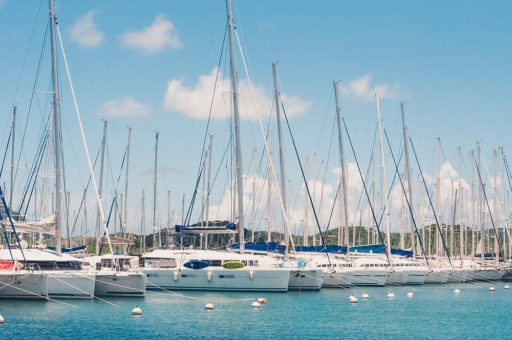 Marina du Marin Martinique